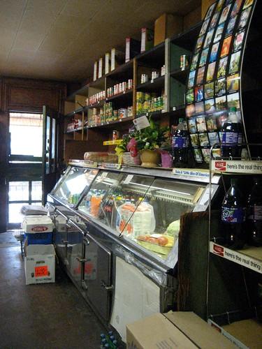 Hirsch's Market Interior