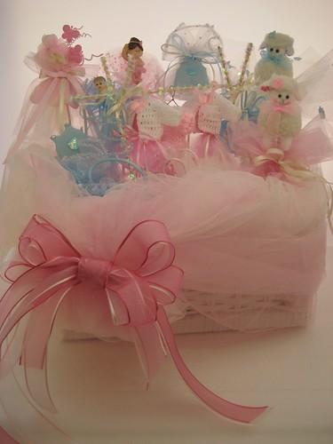 baby shower şekerleri