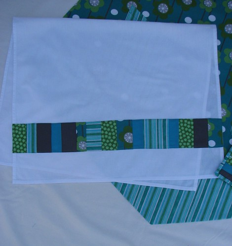 Gift set - tea towel