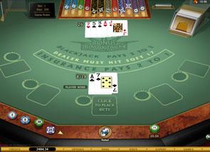 Bonus Blackjack Gold