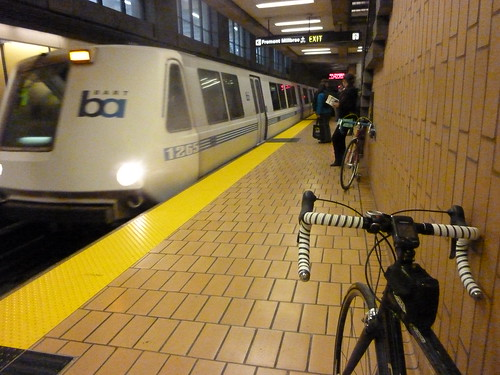 Waiting for BART