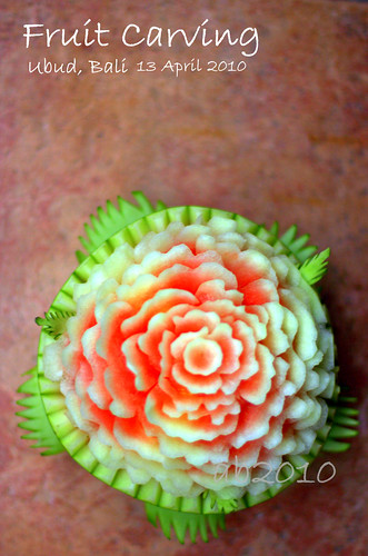 fruit carving by ab2010
