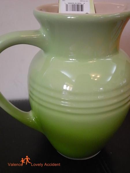 LE CREUSET_綠色水壺
