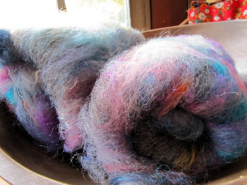 Filly Floof ~ Double Batt Set 4.0oz
