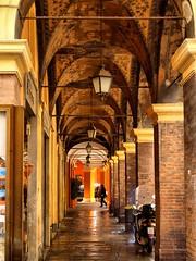 A Modena, Italy  Archway (saxonfenken) Tags: italy arch pavement columns ag superhero april modena fc sb 116 bigmomma gamewinner challengeyou challengeyouwinner a3b thechallengefactory fotocompetitionbronze herowinner ultraherowinner storybookwinner pregamesweepwinner pregameduelwinner 116city