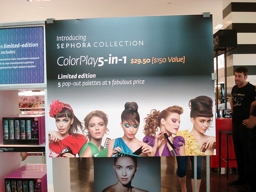Sephora ColorPlay sign