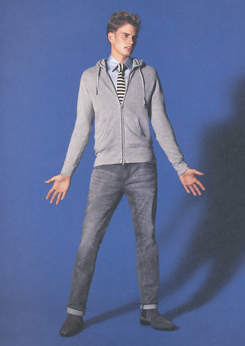 Tom Wade5002_UNIQLO FW09 Catalog