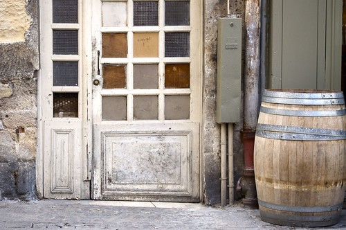 Squares, Door in the Marais