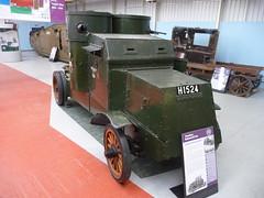 Peerless Armoured Car (simononly) Tags: uk england male museum female army spring war tank mark military iraq nazi german soviet dorset ww2 vehicle worldwarone british ww1 greatwar coldwar 2010 bovington allied