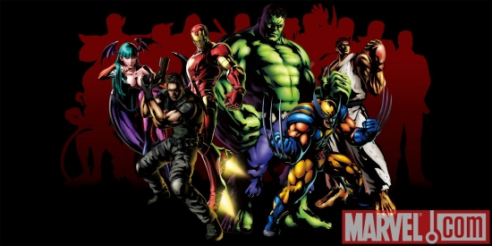 Marvel vs Capcom 3 Fate of Two Worlds Marvel News