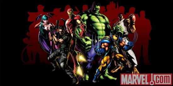Marvel vs Capcom 3 Fate of Two Worlds Marvel News