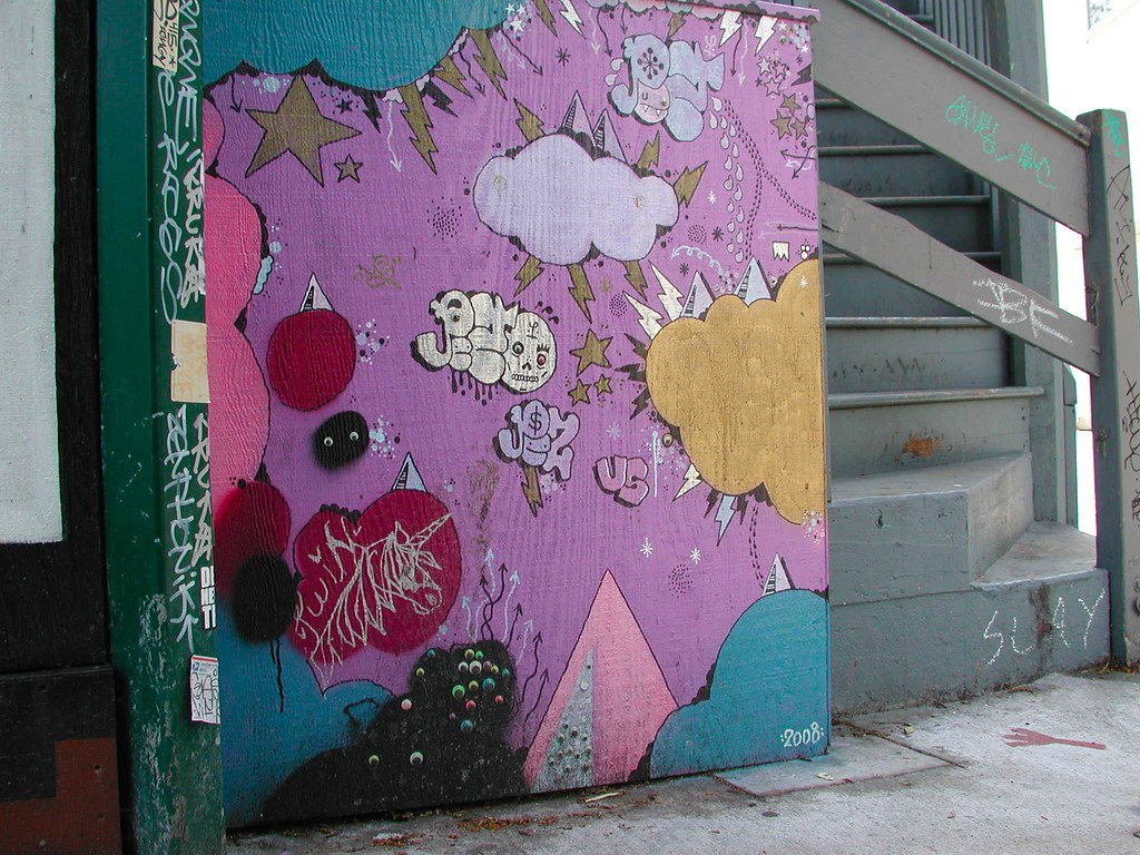 PEZ, US, PEZO, BKF, DFW, San Francisco, Street Art, Graffiti