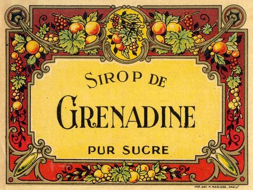 grenadine 1
