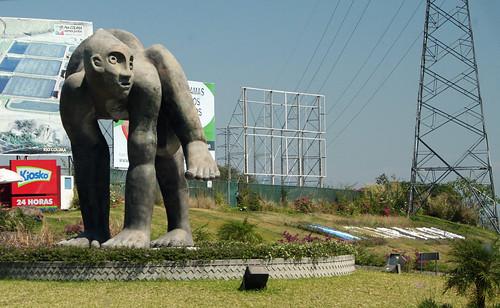 Colima - Controversial Statue