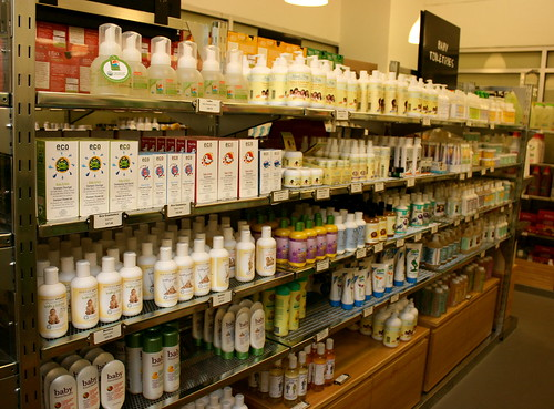 Supernature: Singapore's Largest Organic Store (Part 2 - Wellness
