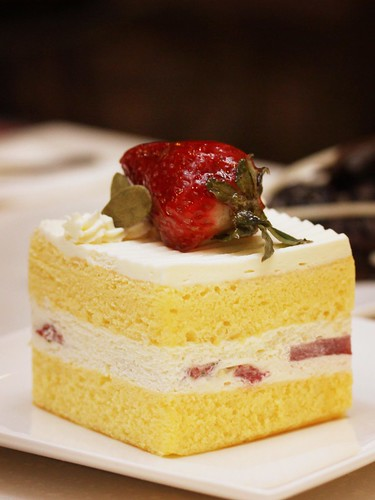 Strawberry Shortcake @ Gobi