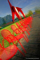 Abstract Experiment (TIA International Photography) Tags: park shadow sculpture abstract man guy art grass architecture tia person design washington chair pattern angle pacific northwest bright perspective experiment row diagonal belltown april olympic fellow gravel seatte bystander tosinarasi tiascapes tiainternationalphotography