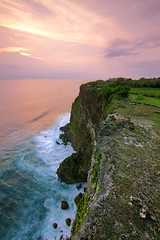 Living on the edge - South Cliff, Uluwatu (tropicaLiving - Jessy Eykendorp) Tags: bali seascape nature canon indonesia landscape photography outdoor lee uluwatu filters