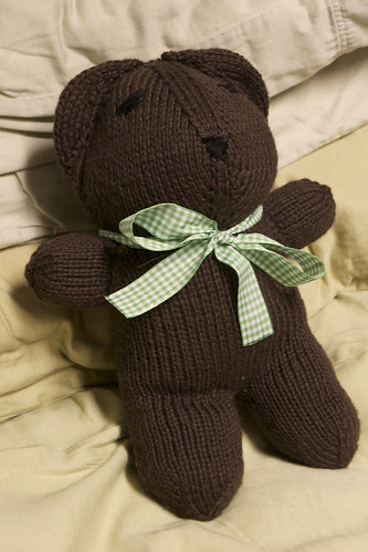 Baby Bobbi Bear for Illanna