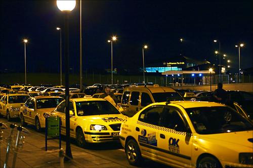 Sofia airport parking