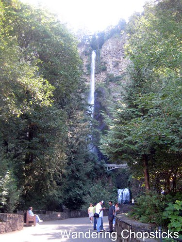 Day 4.3 Multnomah Falls - Columbia River Gorge - Oregon 1