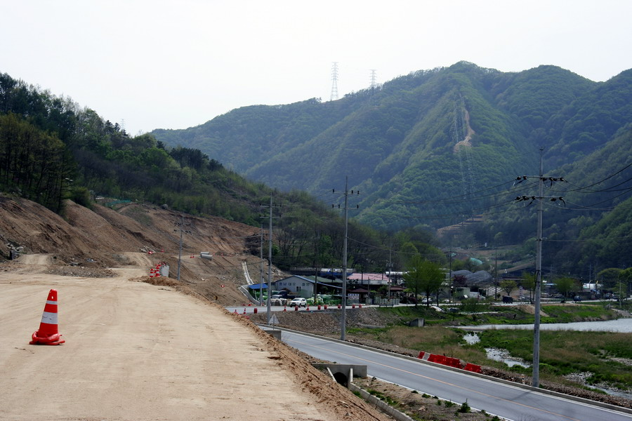 Road construction(2)