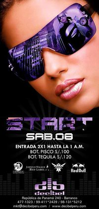 Start Party - Discoteca Decibel