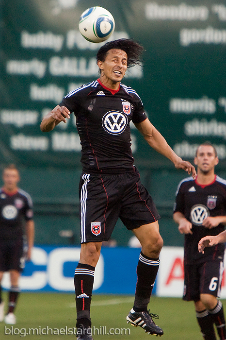 DC United Kansas City Wizards