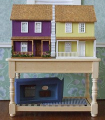 1/144th Scale Cottages