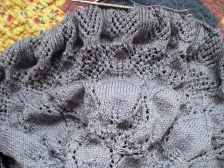 Evenstar Shawl - 5.8.10