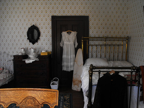 Victorian House Bedroom