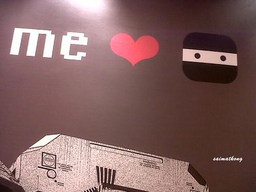 Ninja Joe - Pork Buger @ Tropicana City Mall