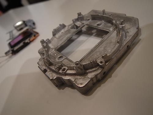 magnesium frame