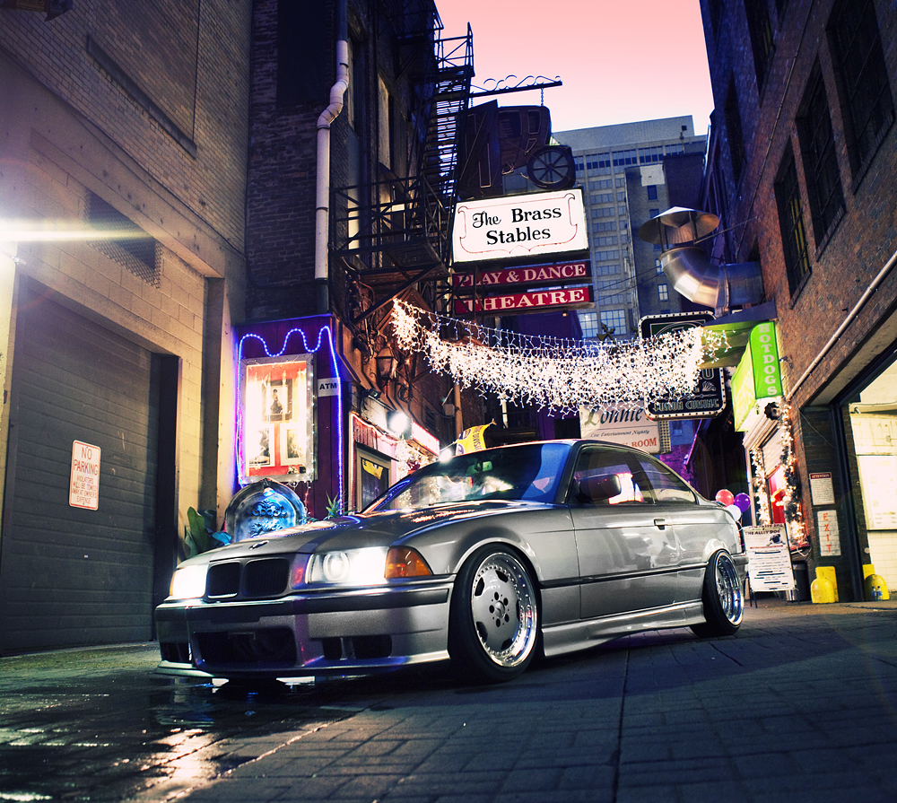 Reborn: My S54-Powered E36