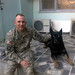 MPs honor life of military working dog