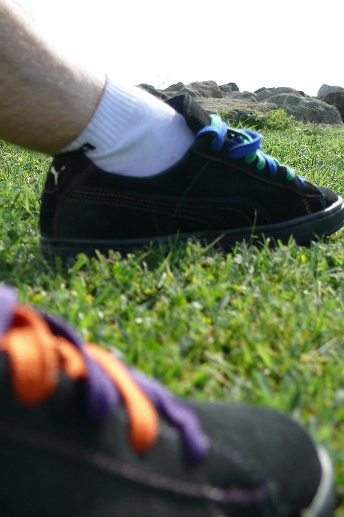 5ebc263adcc Ritratto di Scarpa Part II (valez85) Tags  shoes zapatos puma scarpa footing