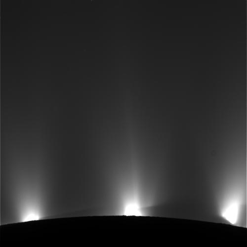 Columnas de Encélado