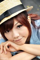 辛咩咩54 (袋熊) Tags: hot cute sexy beauty taiwan taipei 台北 可愛 外拍 性感 公民會館 時裝 數位遊戲王 辛咩咩