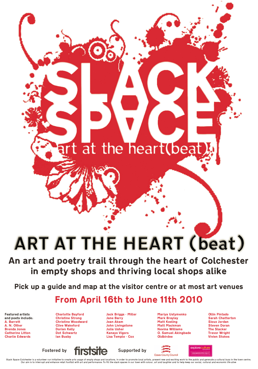 Art In The Heart Poster