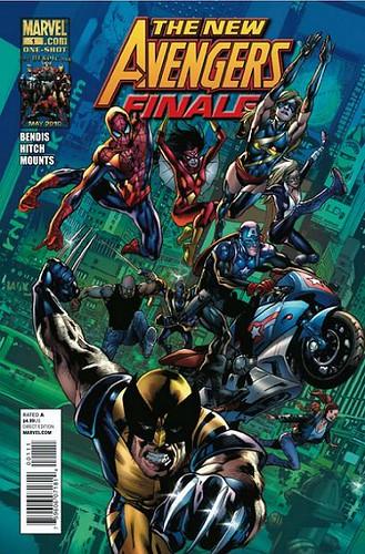 new avengers finale