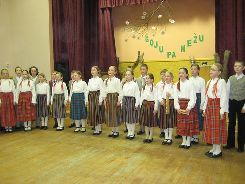 folkloras kopa Rogovka