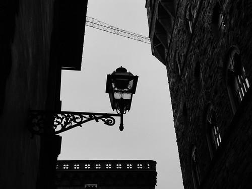 Firenze - Lampione