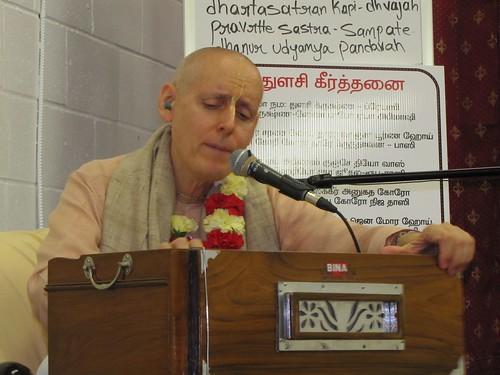 Sankarsana Prabhu visit ISKCON Scarborough -0008 por ISKCON desire  tree.