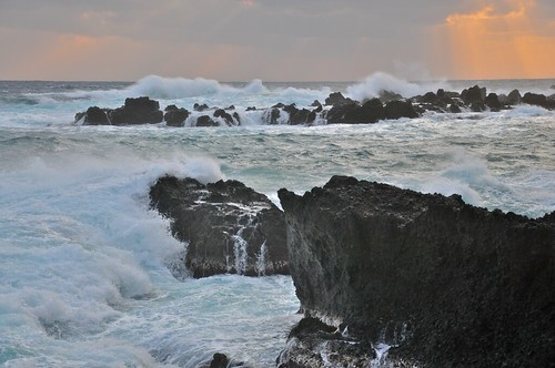 El mar revuelto de Sado