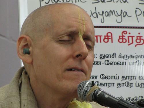 Sankarsana Prabhu visit ISKCON Scarborough -0014 por ISKCON desire  tree.