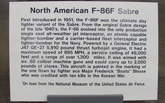 North American F-86F Sabre (blazer8696) Tags: new england museum canon us is airport force connecticut air united north ct powershot international sabre american bradley states usaf 2010 f86 windsorlocks bdl img0372 f86f neam t2010 113371 kbdl sx120