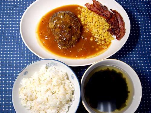 2010年5月24日の晩ご飯
