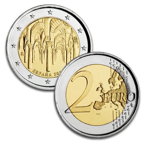 2 Euros 2010