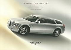 The One We Didn't Get (Hugo90) Tags: auto car promotion ads advertising dodge catalog chrysler mopar sales brochure 300c touring magnum stationwagon
