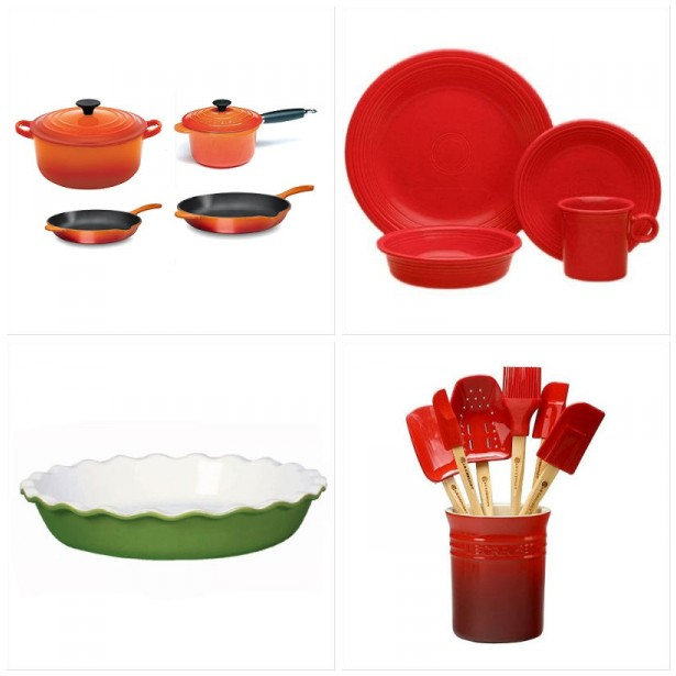 Cookware.com wishlist